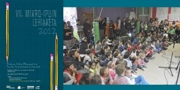 Concurso de microcuentos en Euskera
