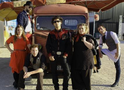 Karterykash The Family Band