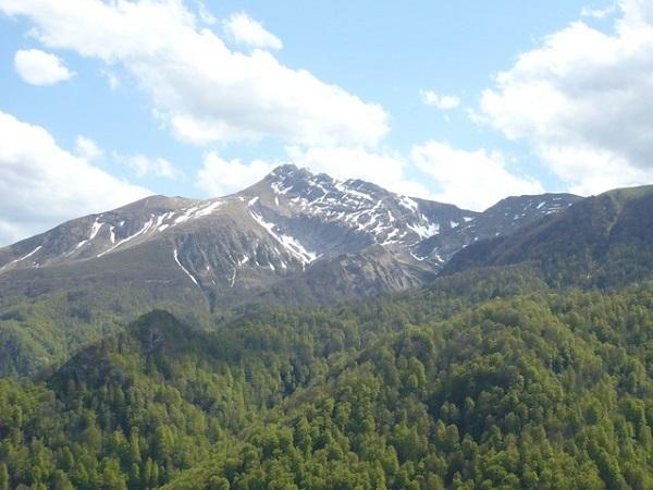 pico orhi (Navarra)