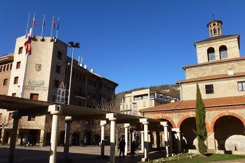 huarte ayuntamiento
