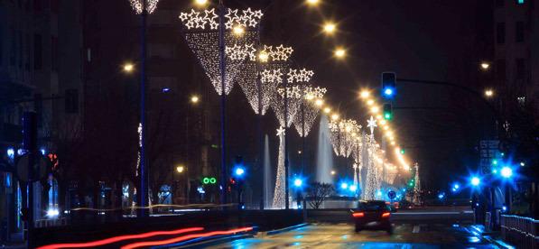 Este viernes se enciende la iluminaci n de navidad en pamplona - Iluminacion de navidad ...