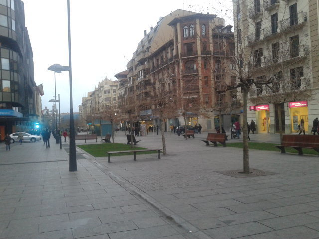 Ensanche de Pamplona