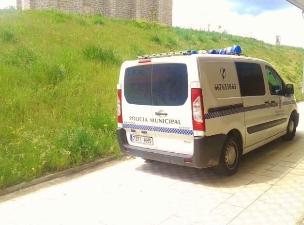 policía local de egüés