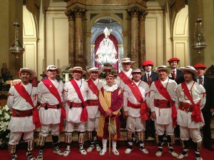 Danzantes de San lorenzo & San Fermín-San Lorentzoko Danzanteak & San Fermin