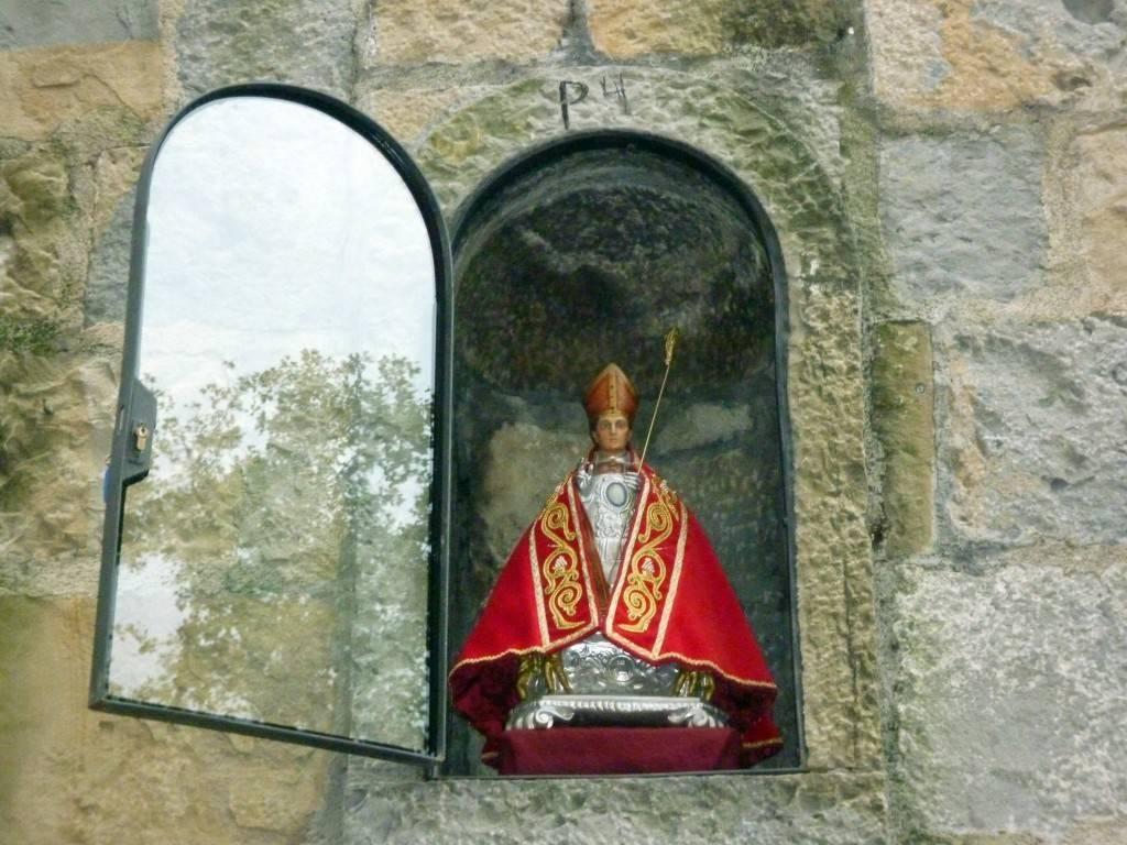 San Fermín vuelve a su lugar en Santo Domingo, protegido ...