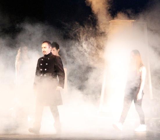 Magic Hop-Difusión en el Teatro de Ansoáin