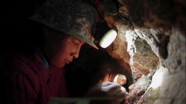 """Una imagen promocional del documental """"Minerita"""", nominado al Goya 2014"""