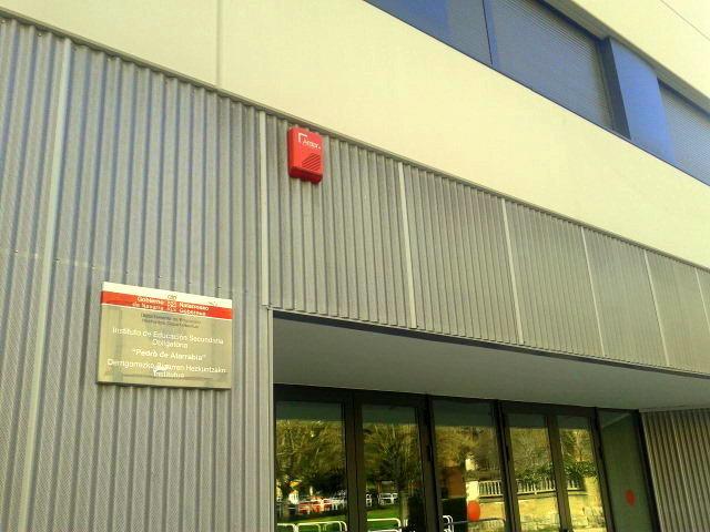 Instituto Pedro de Atarrabia