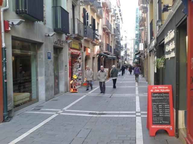 Imagen del Casco Viaje de Pamplona