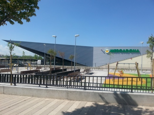 Mercadona en Tudela