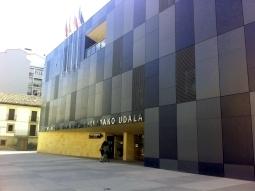 burlada ayuntamiento