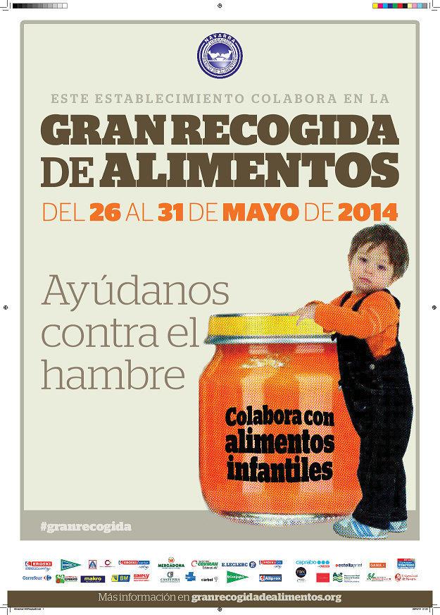 80 farmacias colaboran con la gran recogida del banco de alimentos de navarra - Banco de alimentos de navarra ...