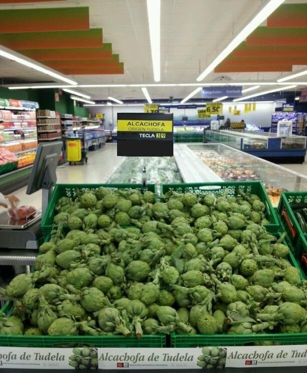Mercadona en Navarra