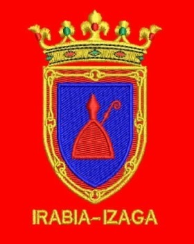 Escudo ganador bordado