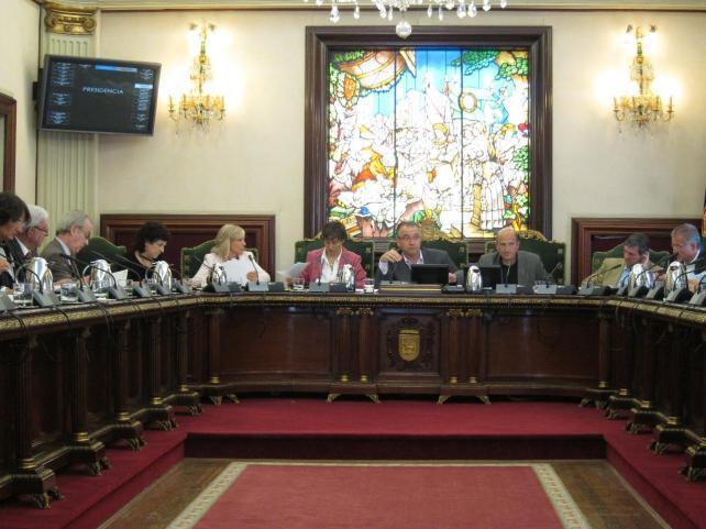 Pleno de Pamplona