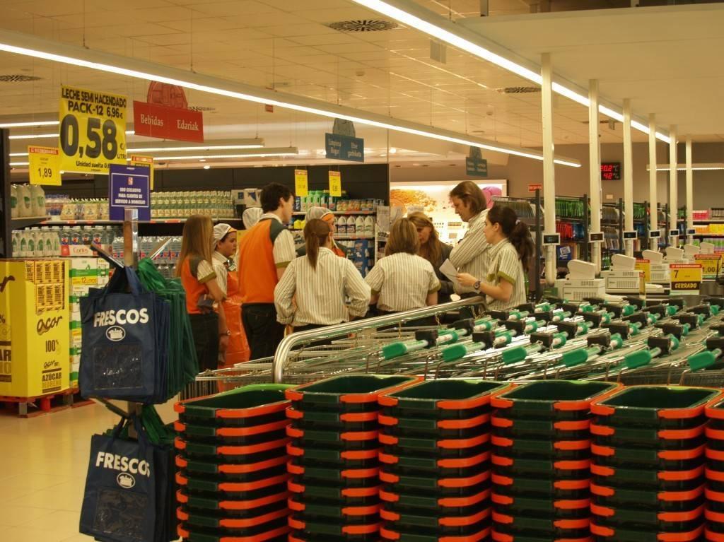 Mercadona en Navarra inaugura un nuevo supermercado en Burlada