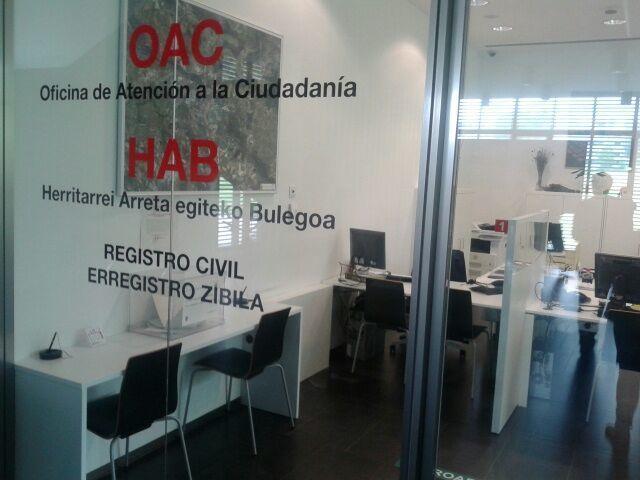 Sarriguren cuenta con una nueva oficina de atenci n al for Oficina del ciudadano