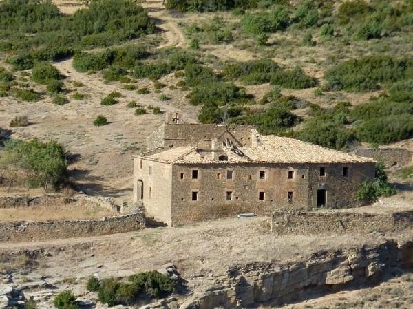 estado de los tejados del convento