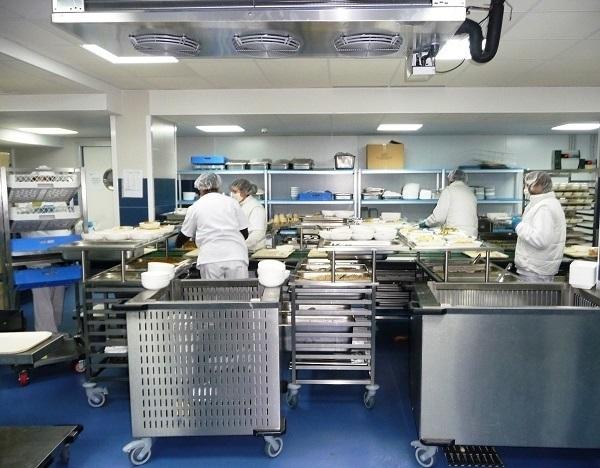 cocinas hospitales