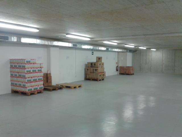 Banco de Alimentos del Valle de Egüés
