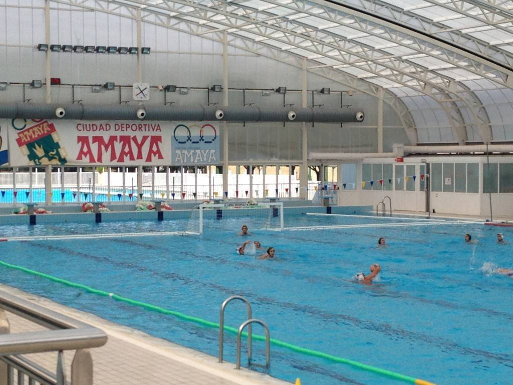 Waterpolo Navarra Empieza La Liga Goleando En Casa