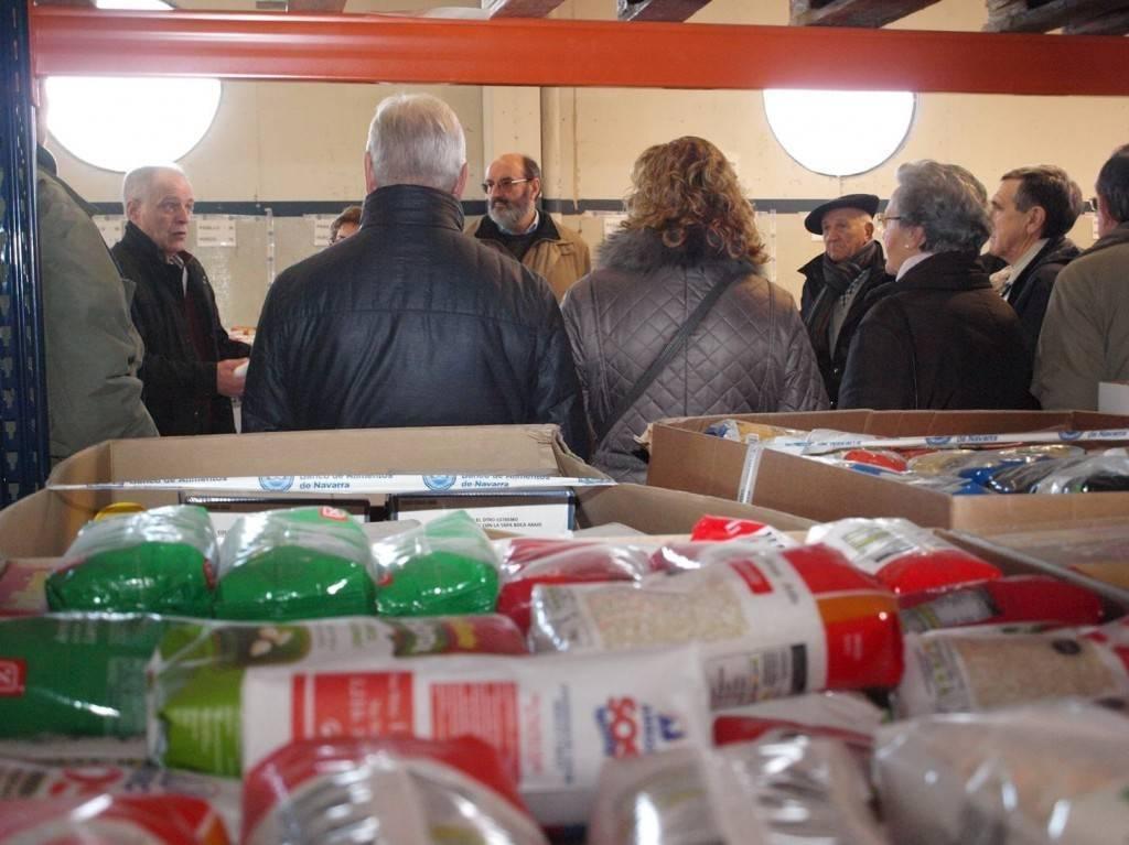 Banco de alimentos de navarra atiende a personas - Banco de alimentos de navarra ...