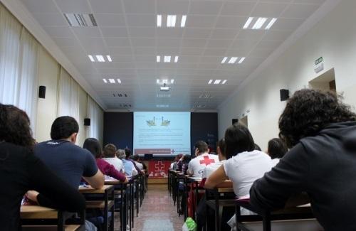 Escuela Otoño 2013 - Cruz Roja Navarra