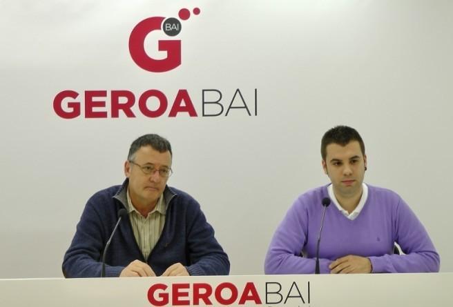 Geroa Bai enmienda los presupuestos de Zizur para 2015 - Pamplona actual