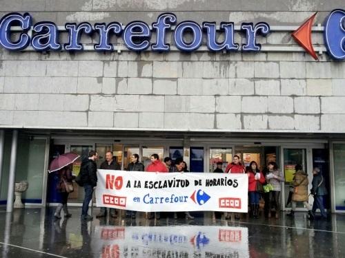 Carrefour pamplona