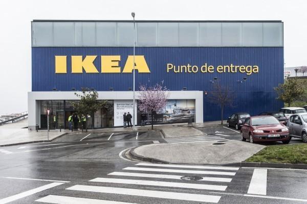 IKEA abre este martes su primer punto de entrega en Cordovilla