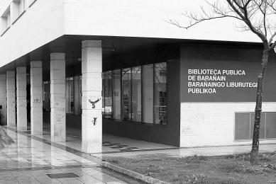 biblioteca Barañáin