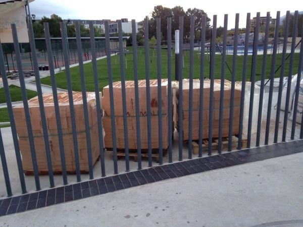 Las piscinas de sarriguren contar n con ocho asadores a partir de esta temporada - Piscinas de sarriguren ...