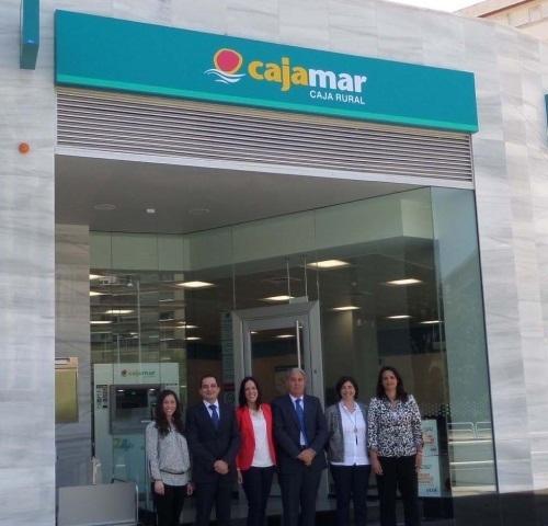 Cajamar abre nueva oficina en pamplona for Oficinas bankia pamplona