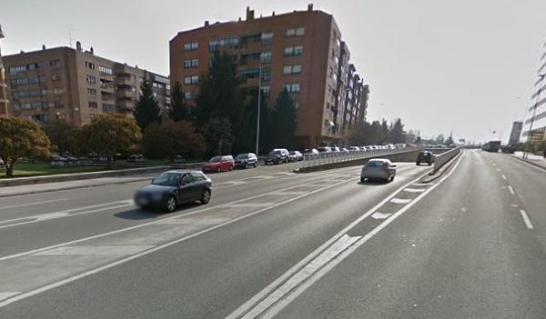avenida de navarra pasadizo