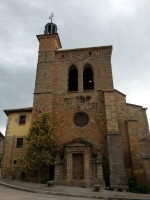 Cirauqui. Iglesia de San Román