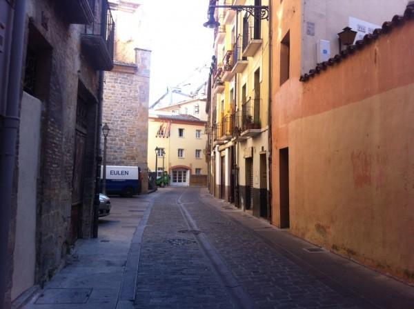 Upn denuncia que pamplona tolera la ocupaci n de un edificio municipal desde hace m s de un mes - Pamplona centro historico ...