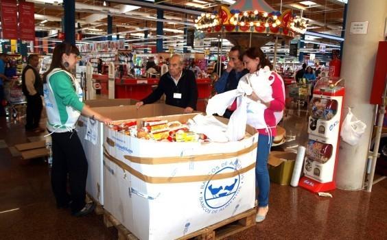 El banco de alimentos de navarra necesita 700 voluntarios para la gran recogida del 27 y 28 de - Banco de alimentos de navarra ...