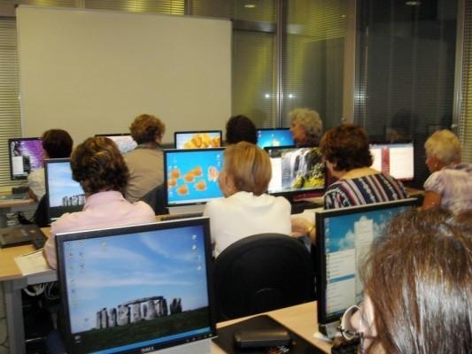 centro compañía cursos