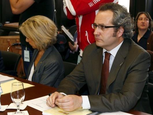 REG. consejero de Navarra, Carlos Pérez Nievas.- GUILLEN