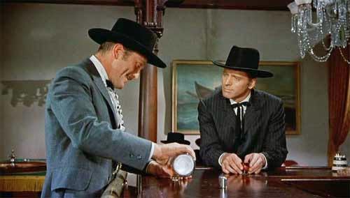 El Duelo De Titanes De Kirk Douglas Y Burt Lancaster