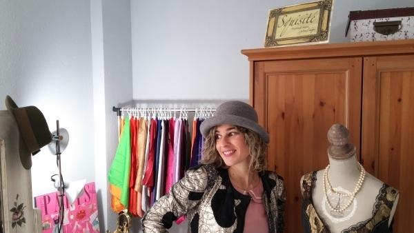 Helena Gil Arbizu, personal shopper en Pasmplona