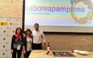 Saborea pamplona for Oficina renfe pamplona