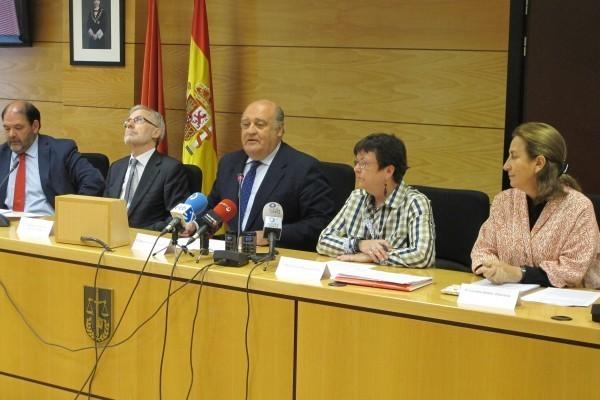 Trasladada al Palacio de Justicia de Navarra la oficina de
