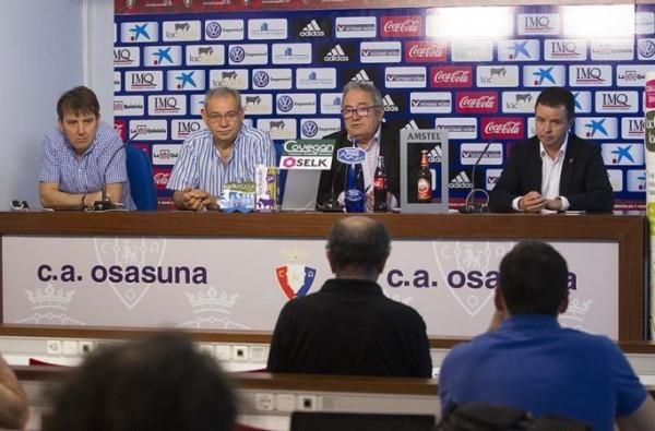 Foto y texto: Osasuna.es