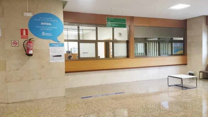 El punto de informaci n del hospital de tudela ampl a su for Piscinas berrioplano
