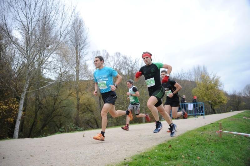 Vencedor en distancia 11, 5km, Francisco Codón Olasagarre (Dorsal198)
