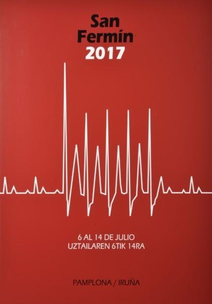 El concurso de carteles de sanfermines de 2017 ya tiene a - Carteles originales ...