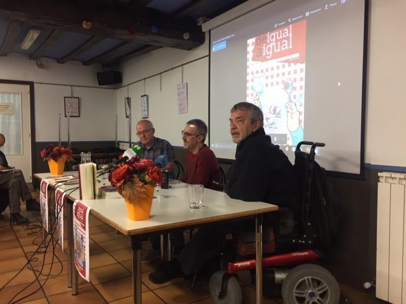 La fundaci n gizakia herritar presenta el libro de igual - Comedor solidario paris 365 ...
