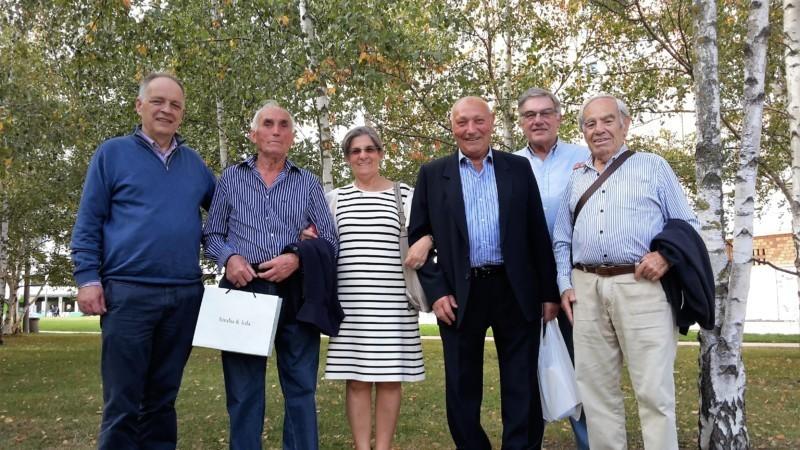 Reconocimiento a cinco veteranos del banco de alimentos de navarra - Banco de alimentos de navarra ...