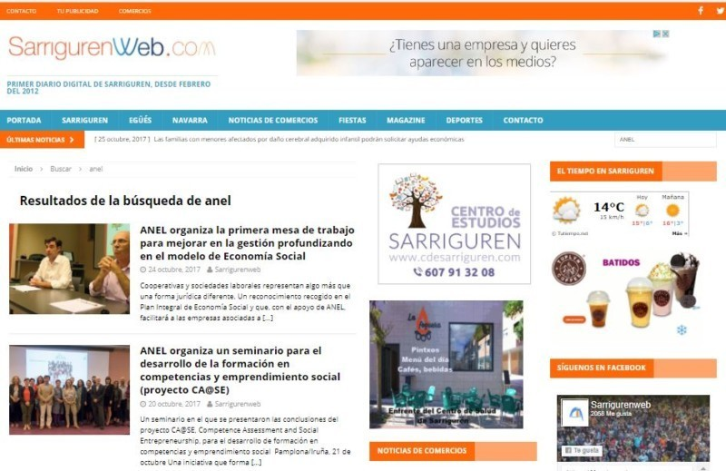 Agencia de Marketing digital de Navarra